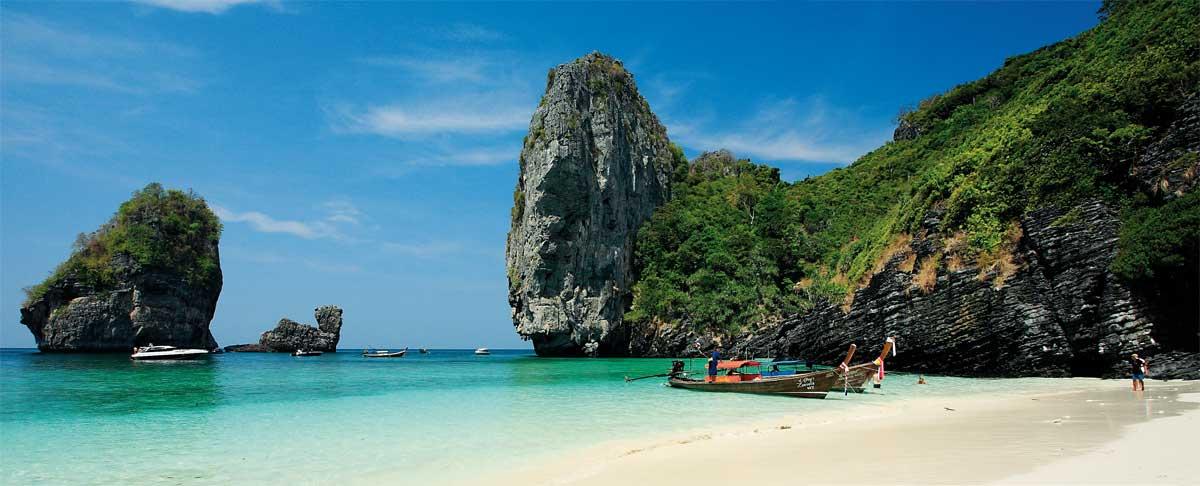 Побережье Тайланда