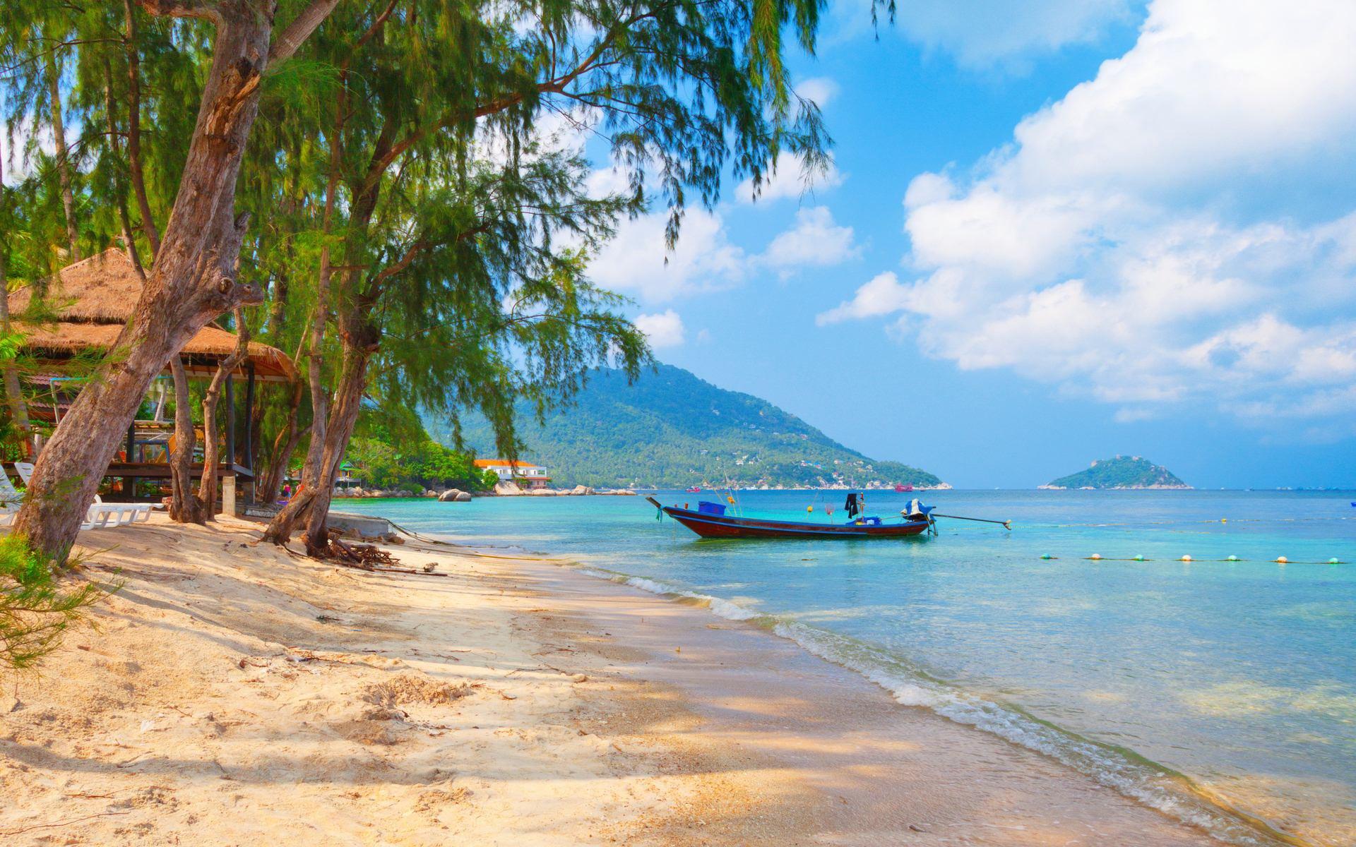Остров в Тайланде