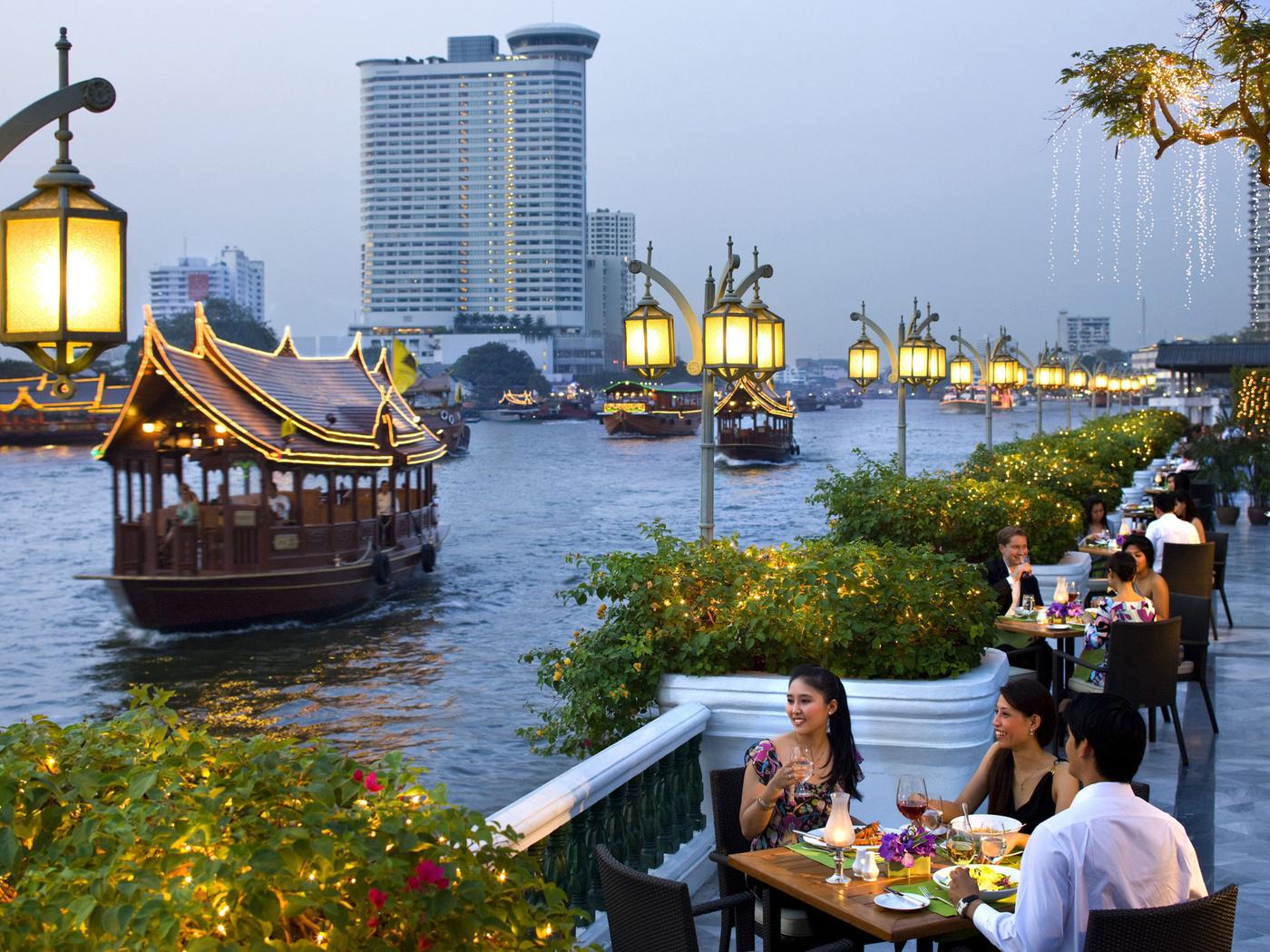 Бангкок - столица Тайланда