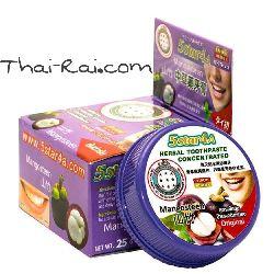 Травяная зубная паста с экстрактом мангостина 5 Star 4 a