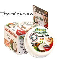 Травяная зубная паста с экстрактом кокоса 5 Star 4 a