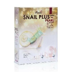 moods snail plus pearl facial mask