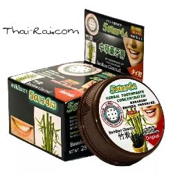 5Star4A Bamboo Charcoal Herbal Toothpaste Concentrated