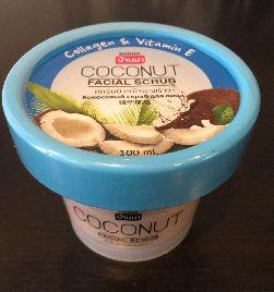 Скраб Banna с кокосом