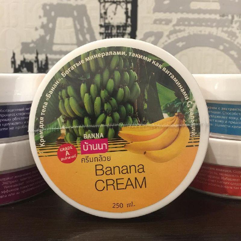 Банановый крем Banana Cream