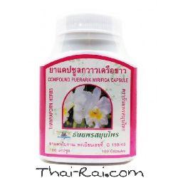 compound pueraria mirifica capsule