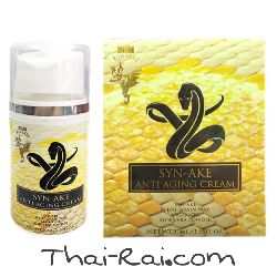 thai kinaree syn-ake anti aging cream