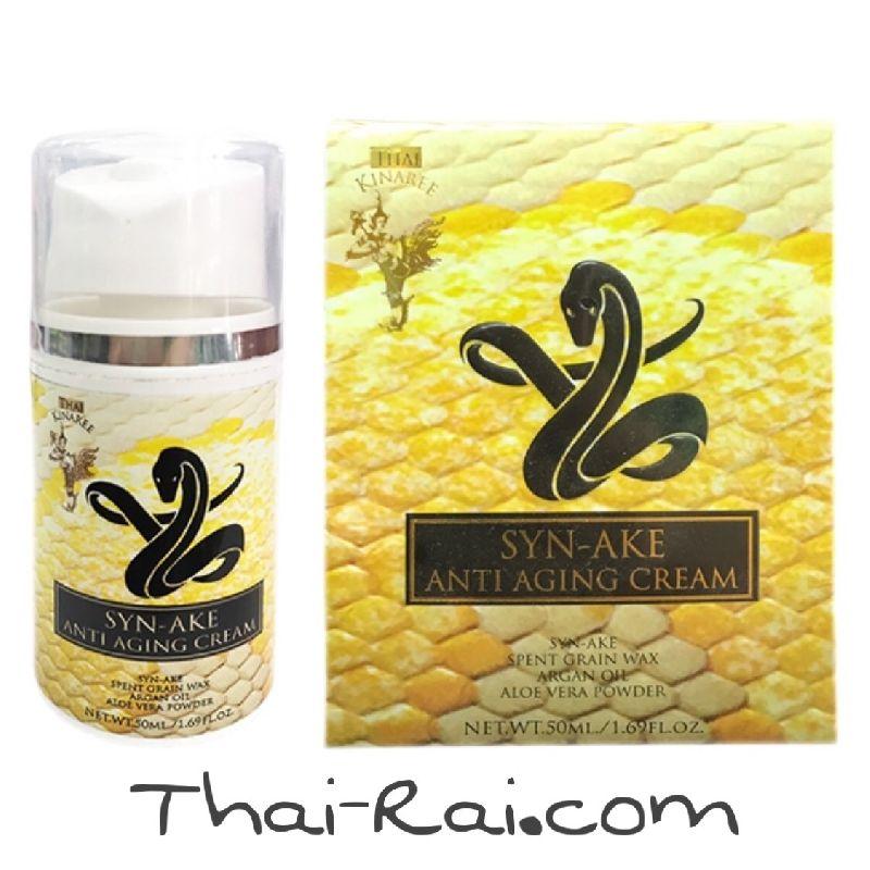 thai kinaree syn-ake anti aging cream