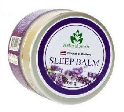 SLEEP BALM WITH LAVANDER