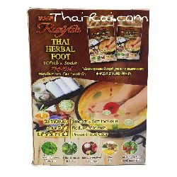 Thai herbal foot skrub & soak