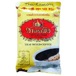 thai mixed coffee