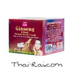 banna ginseng & pearl firming facial cream