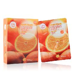 Belov vitamin orange nourishing facial mask