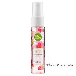baby bright fresh spray red plum