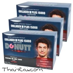 Donut collagen m plus 15000