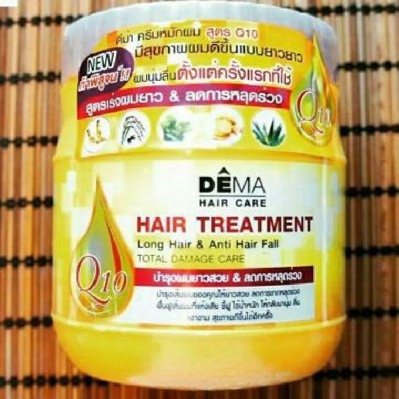 Маска для волос dema