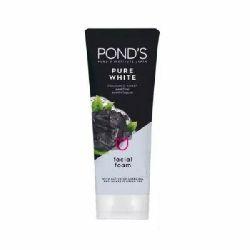 pond's pure white facial foam