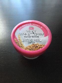 Banna Milky Wheat Germ скраб для лица