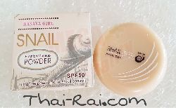 hasaya girl snail fashion makeup powder