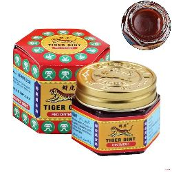 Красный бальзам tiger balm red ointment