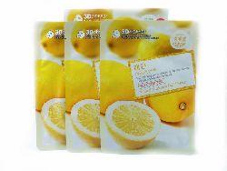 Lemon facial mask belov