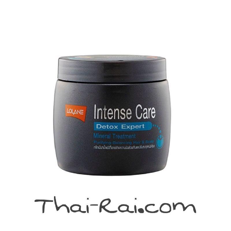 lolane intense care detox expert mineral treatment