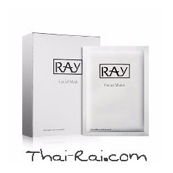 Омолаживающая маска для лица Ray / Anjery Silver
