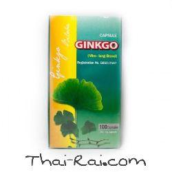 Гинкго Билоба mho-lang brand