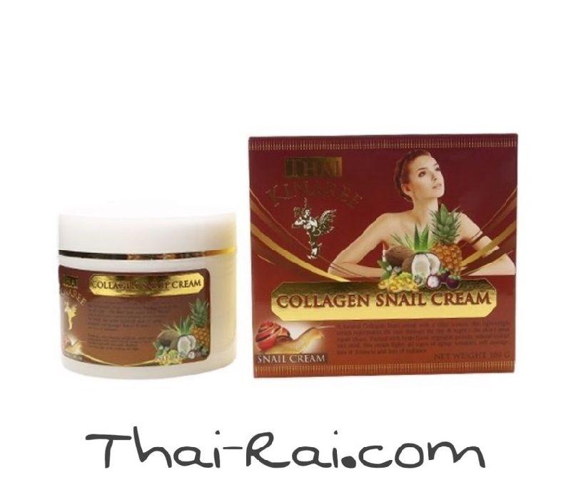 kenaree collagen snail cream