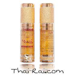 natural sp beauty makeup golden face gel