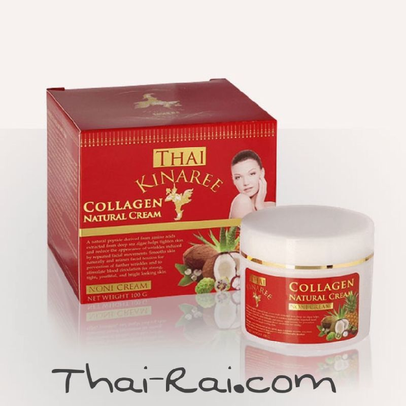 Kinaree Collagen natural cream