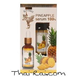Thai Kinaree pineapple serum