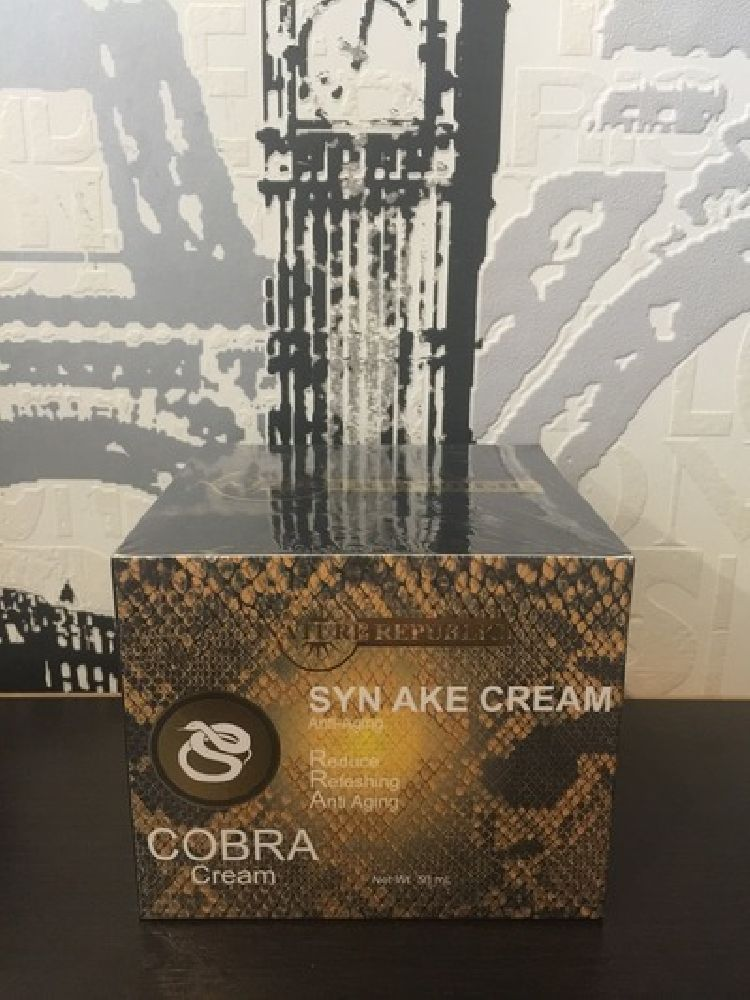 Nature REPUBLIC SYN-AKE anti-aging COBRA Cream Крем для лица