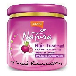 Lolane Natura Hair Mask Beetroot Extracts 250g