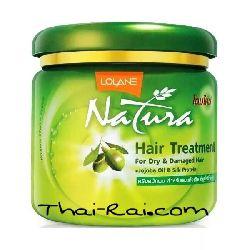 Lolane Hair Mask Jojoba Oil and Silk Protein 250g