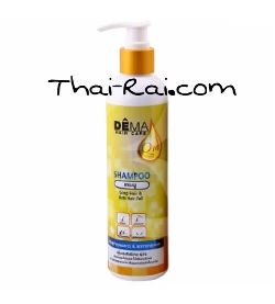 Шампунь DEMA Hair Care Long Hair & Anti Hair Fall Shampoo