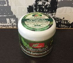 Питательная крем-маска Moringa Oil