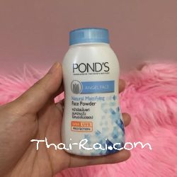 POND s Magic Powder ANGEL FACE синяя