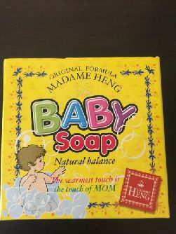 Детское антибактериальное мыло