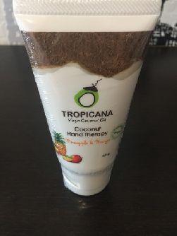 Крем для рук Тропикана ананас и манго