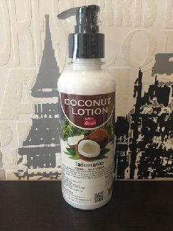 Лосьон для тела Banna с экстрактом кокоса