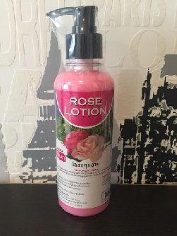 Лосьон для тела Banna с Розовым маслом