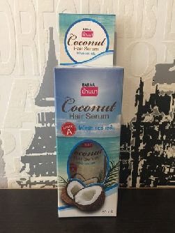 Витаминная сыворотка Banna с кокосом
