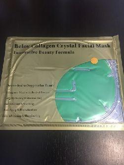 Маска для лица Belov Collagen Crystal Морские водоросли