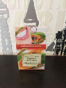 Зубная паста Роджана Папайя
