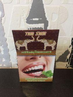 Зубная паста Тай Сиам Травы и Краснотычиночник
