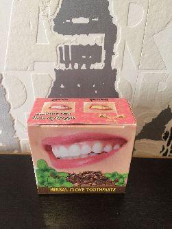 Зубная паста Тай Сиам Лечебные травы