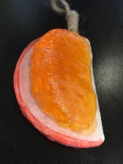 Мыло с экстрактом апельсина