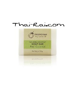 Tropicana soap bar real coconut