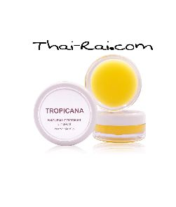 Tropicana Natural Coconut Lip Balm Banana 10g